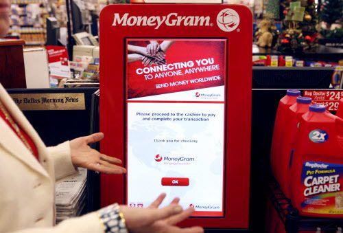 MoneyGram permite envios de dinero a México. DMN