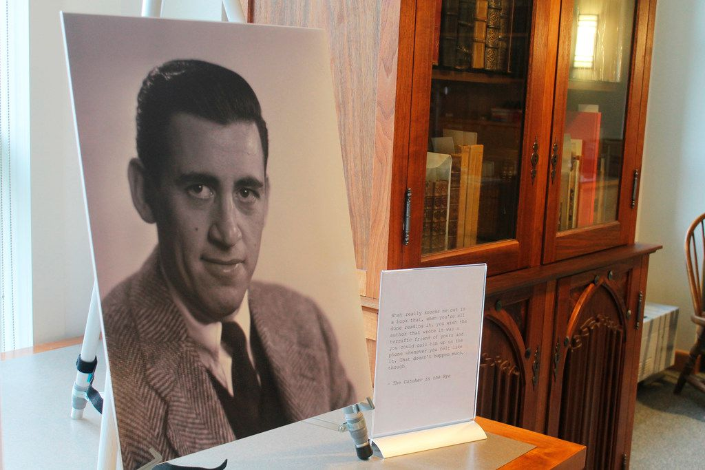 J.D. Salinger, who died in 2010, lived a reclusive life in Cornish, N.H., and rarely spoke to the media.