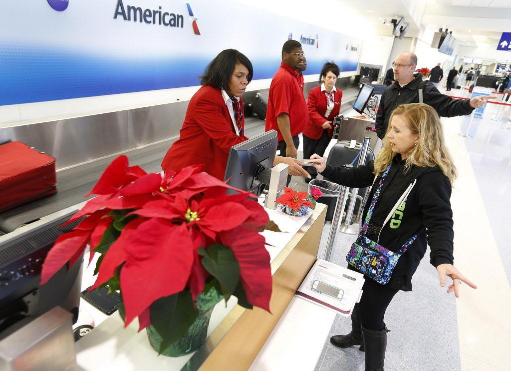 Si piensa viajar en los próximos días, será importante llegar más temprano de los usual para evitar contratiempos en el aeropuerto DFW. TOM FOX/DMN
