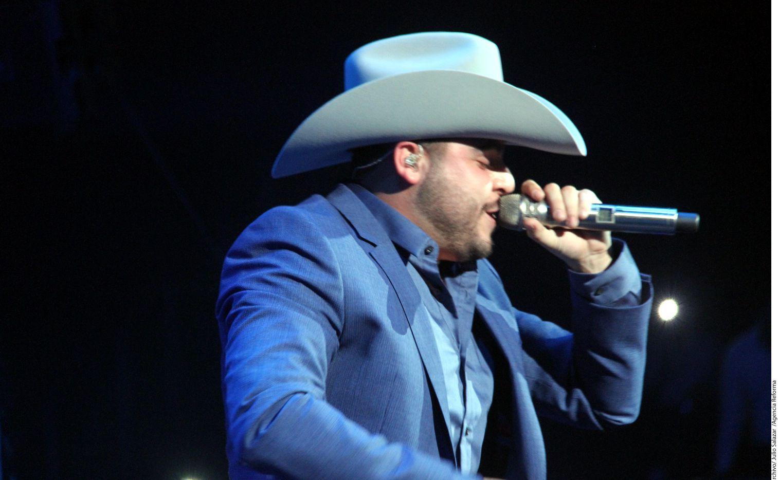 Luego de que Gerardo Ortiz le dedicara un narcocorrido a un capo del crimen organizado, el cantante ya no será bienvenido en Jalisco./ AGENCIA REFORMA