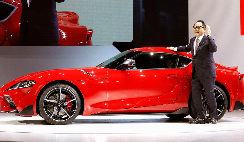 Toyota expects the Supra to have a zero-to-60 mph time of 4.1 seconds, with an electronically limited top speed of 155 mph.