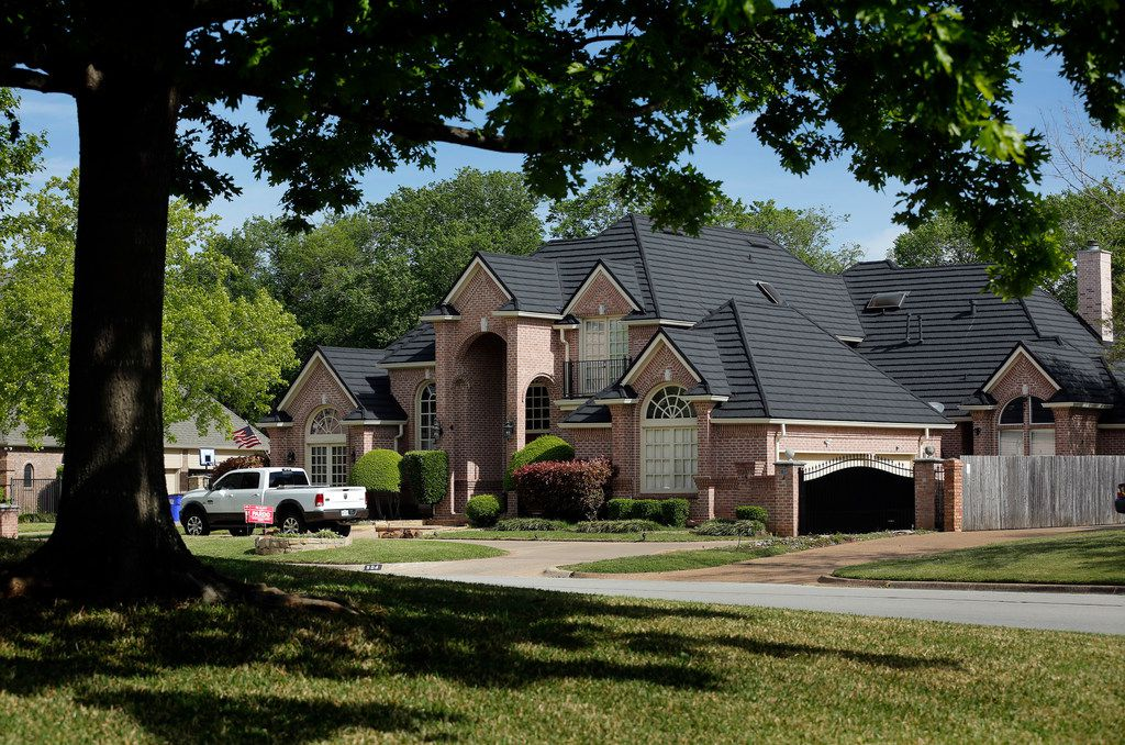 The home belonging to Grapevine-Colleyville ISD Board President Lisa Pardo in Colleyville has not seen a similar increase in taxable value compared to neighbors on her street. Because she's running for reelection, that's become an issue. What's the rest of the story?