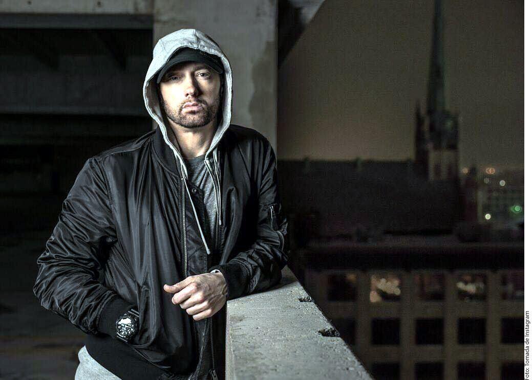 El rapero Eminem dejó de consumir drogas legales en 2008, las cuales, según contó en 2011, le causaron pérdida de memoria y le impidieron escribir durante cuatro años./ AGENCIA REFORMA