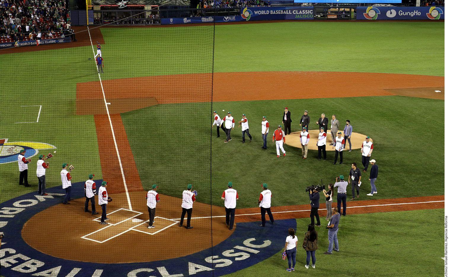 La próxima edición de la Serie del Caribe corresponderá a una de las ciudades pertenecientes a la Liga de Béisbol del Pacífico de México. Foto AGENCIA REFORMA