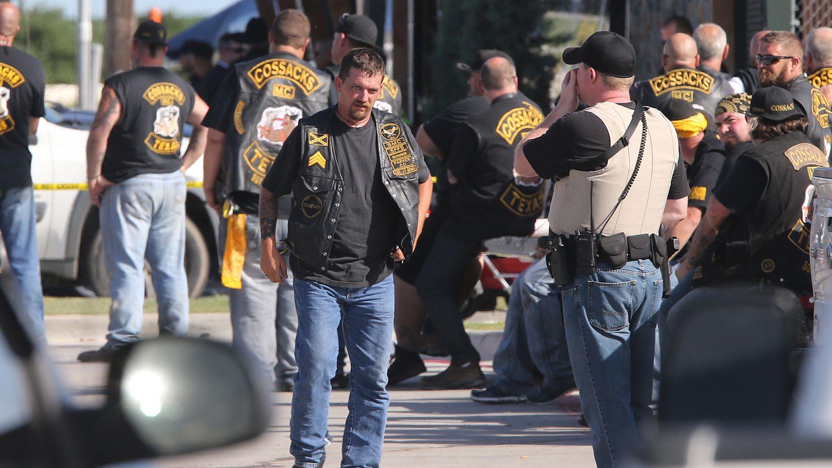 A look at biker gangs in Texas