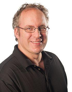 Gary Brubaker, director of SMU Guildhall