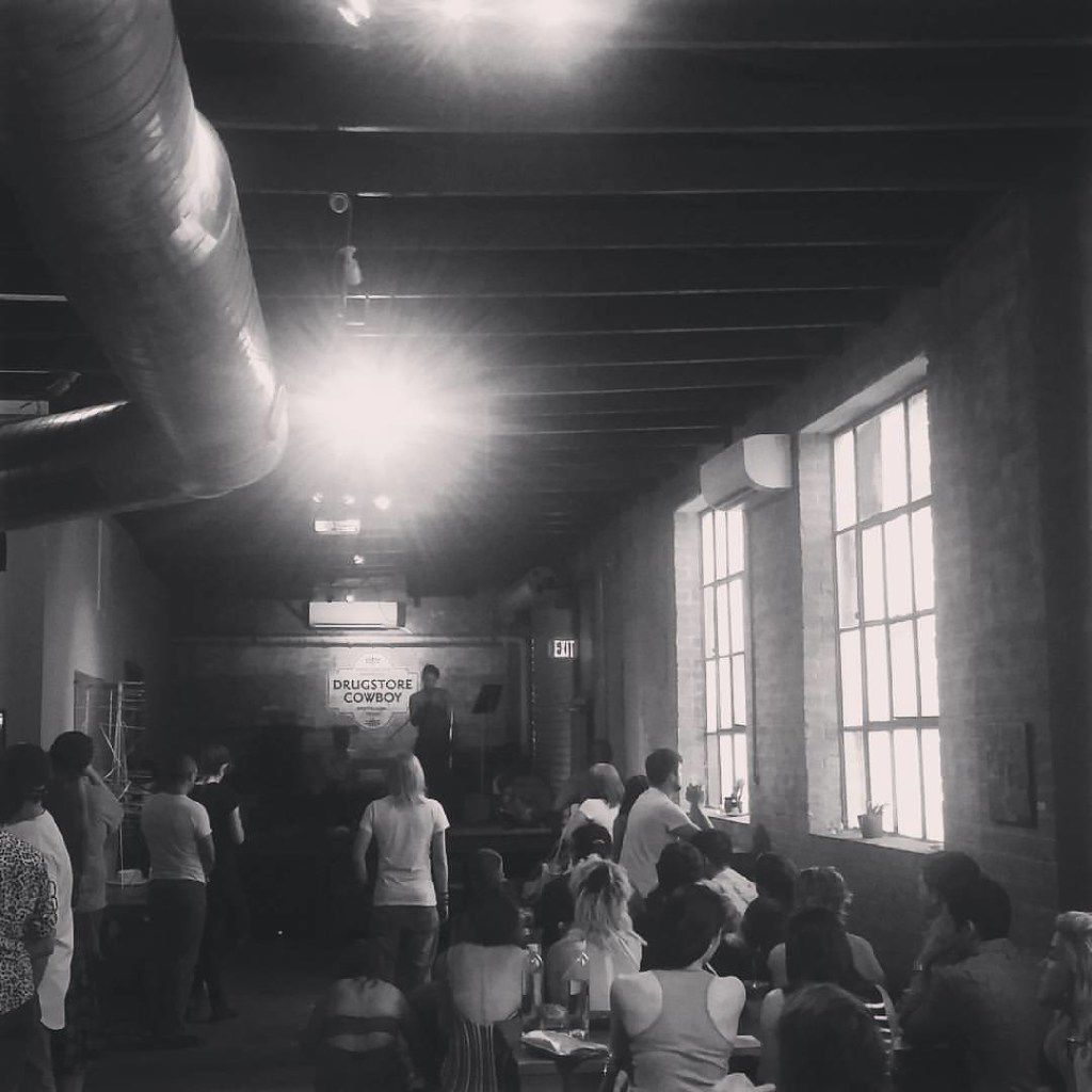 Last year's Lit Hop assembled writers, poets, authors and literary fans of all types for a book festival in the bars and art galleries of Deep Ellum. Organizers hope to make this year's event even bigger.