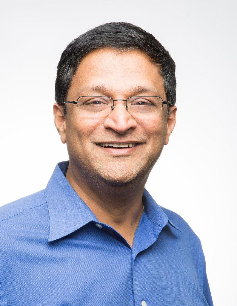Venu Shamapant, general partner of LiveOak Venture Partners in Dallas