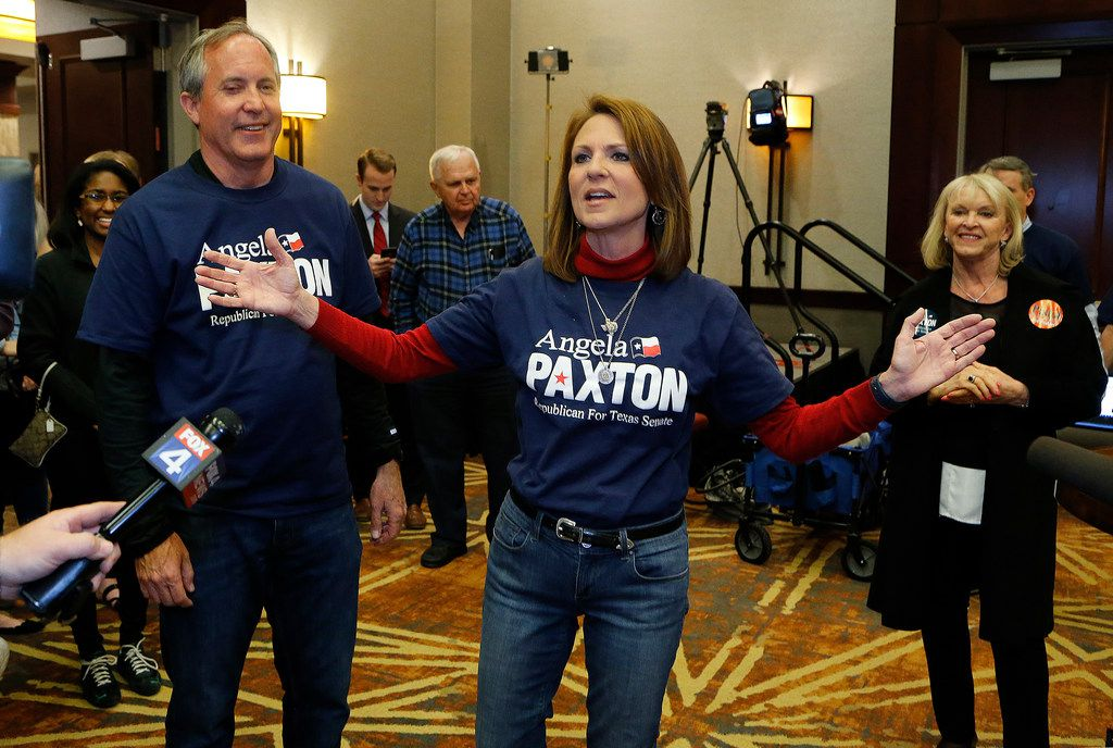 Ethics watchdogs have raised conflict of interest concerns about Sen. Angela Paxton, the wife of Attorney General Ken Paxton, authoring a bill that would endow her husband's office with new powers.