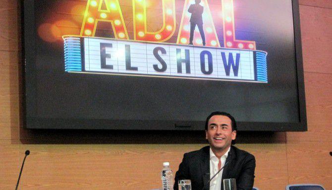 """Adal Ramones estrena """"Adal, El Show"""".(AGENCIA REFORMA)"""