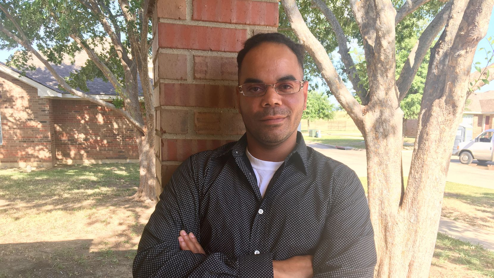 Sidney Williams, 33, is a person of interest in the Dallas County ballot fraud investigation, authorities say.