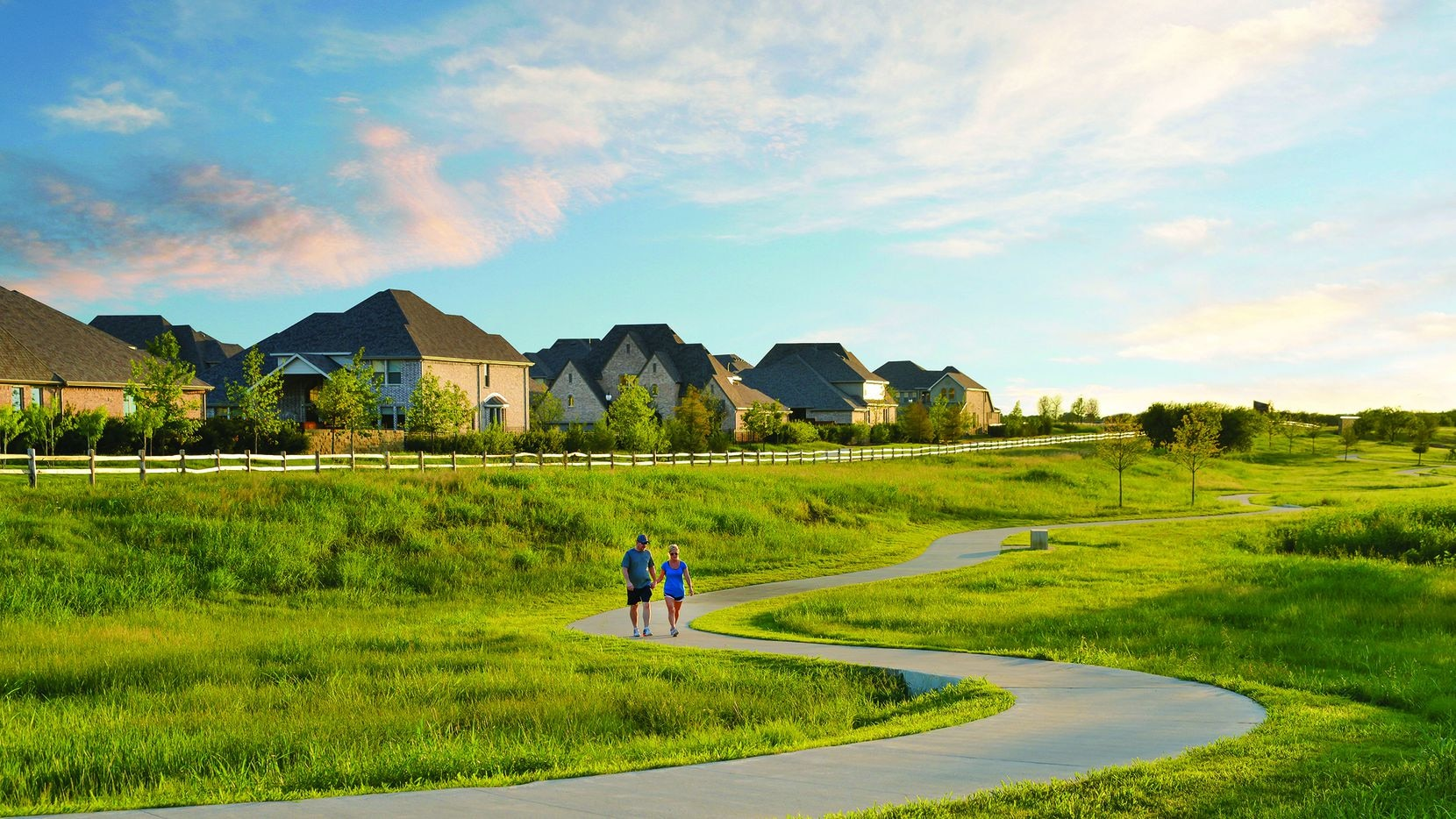 Windsong Ranch in Prosper offers over 600 acres of green space and homes priced from the low $300s to over $1 million.