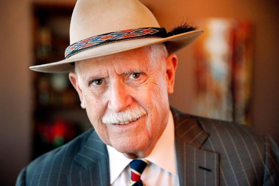 Dallas criminal defense attorney Tom Mills convinced the DA to side with Cedar Hill. (Tom Fox/The Dallas Morning News.