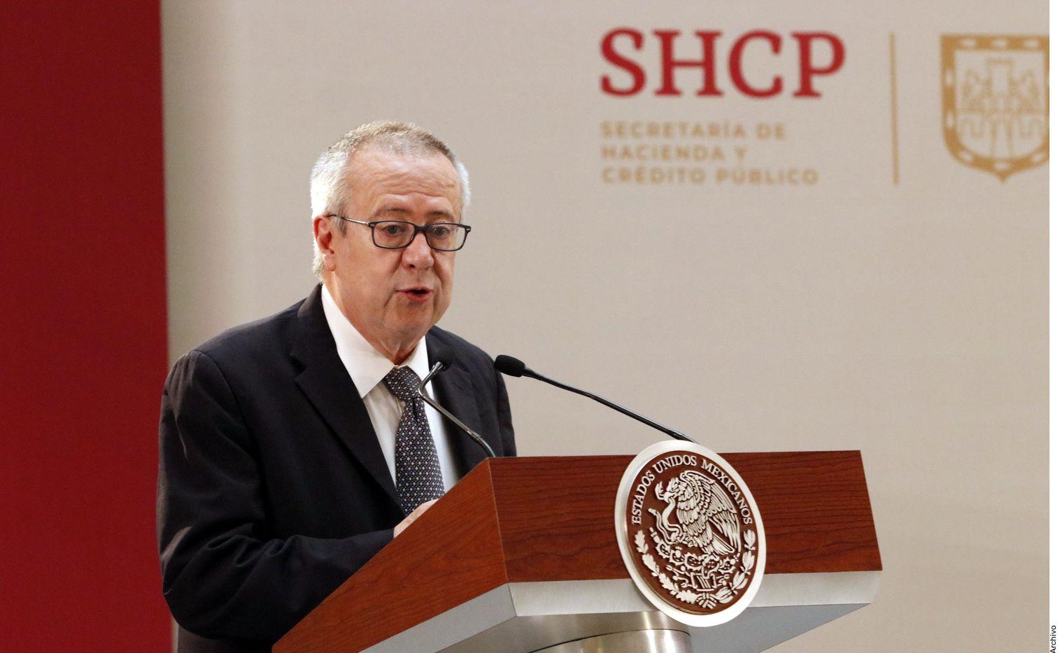 La dependencia que encabeza Carlos Urzúa también eliminará dos programas para el fomento, promoción y aplicación de las Zonas Económicas Especiales.