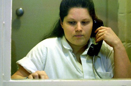Barbara Atkinson is the mother who kept her daughter, Lauren, locked in a closet without food.  She is now serving a life sentence for her crime. She spoke with the Dallas Morning News is November 2002