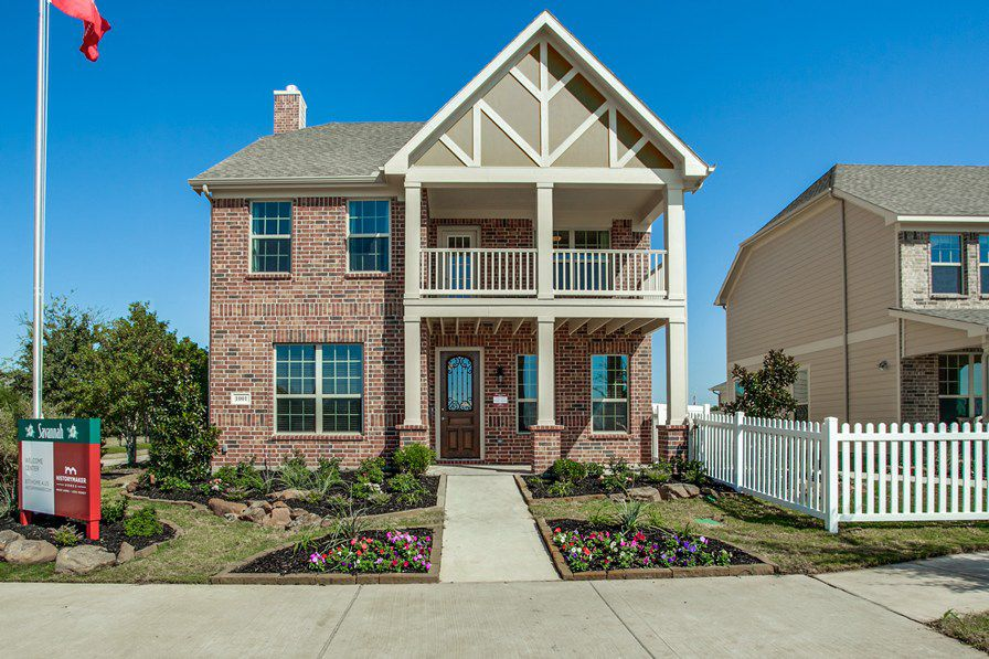 HistoryMaker Homes builds in more than a dozen North Texas communities and in Houston.