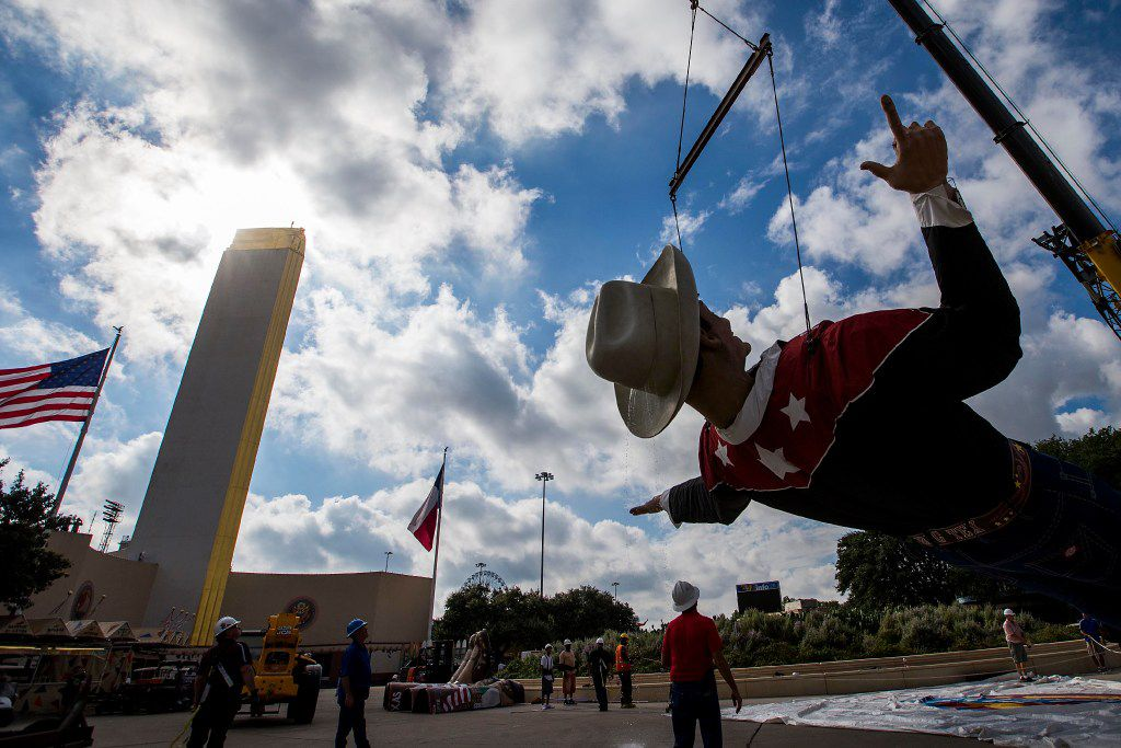 Walt Humann's Fair Park management plan will also need some help getting off the ground, thanks to a new ruling from City Attorney Larry Casto.