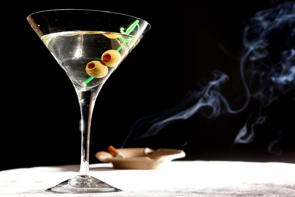 1950s-Style Martini. (Christian Gooden/St. Louis Post-Dispatch/TNS)