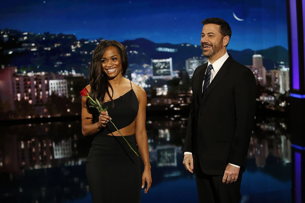 """Rachel Lindsay of Dallas (left) will star on the next season of """"The Bachelorette."""" In a move that many feel has been a long time coming, she is the first woman of color to do so."""