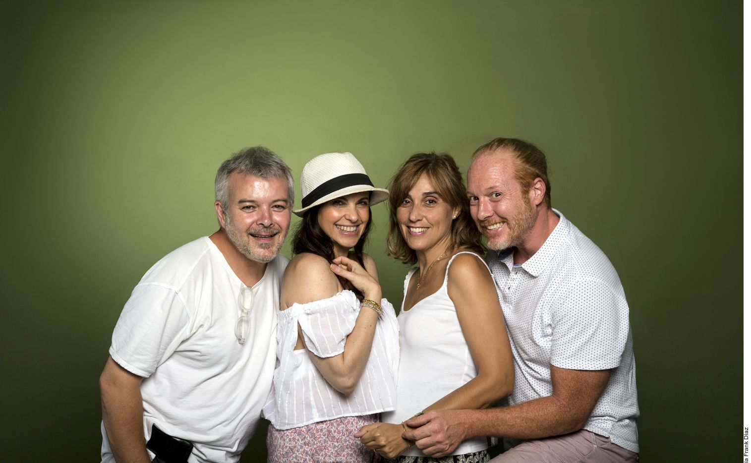 """Tino, Yolanda, Gemma y Frank (en ese orden) estarán en la """"GiraTour Pop Rock"""" al lado de otras figuras de los 80; actuarán el 27 de septiembre en el Citibanamex."""