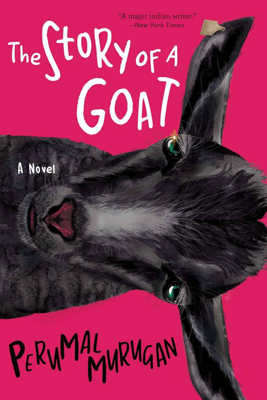 """The Story of a Goat"" demonstrates that adults, too, can enjoy fiction in which animals articulate their own curious perspectives on their lives — and ours."