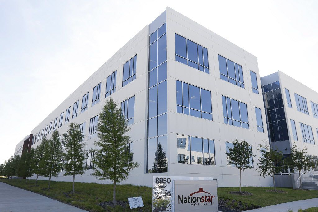 A office building sits on 8950 Cypress Waters Boulevard and is home to Nationstar Mortage in Coppell.