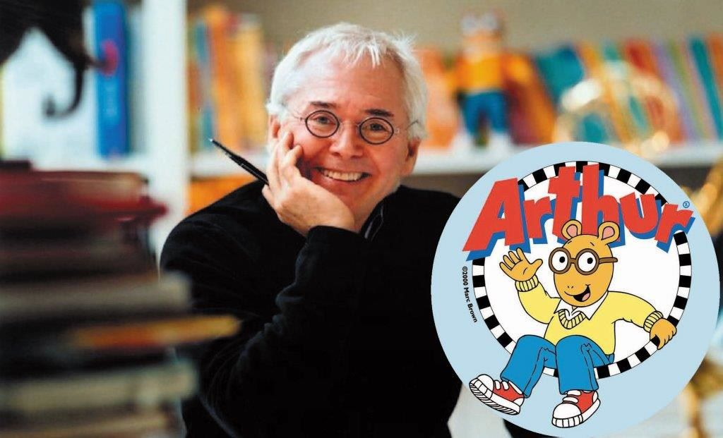 Award-winning author and illustrator Marc Brown will read and sign free books at the free annual KidFilm Festival, presented by USA Film Festival, Jan. 19-20, 2019, at the Angelika Film Center in Dallas. (Photo provided by USA Film Festival.)