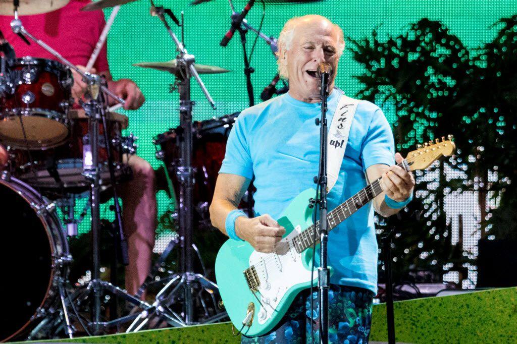Jimmy Buffett announces concert date in Dallas — not at