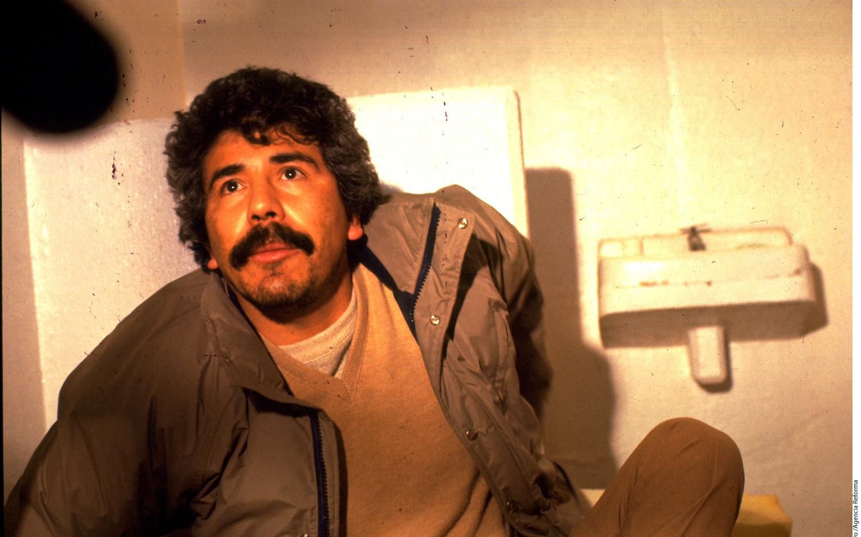 Foto de archivo de Rafael Caro Quintero cuando era interno en un penal de máxima seguridad en México.(AGENCIA REFORMA)