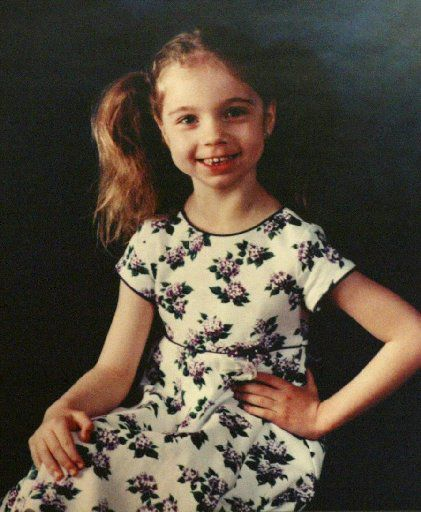 Liberty Battaglia, killed by her father along with her sister Mary Faith.