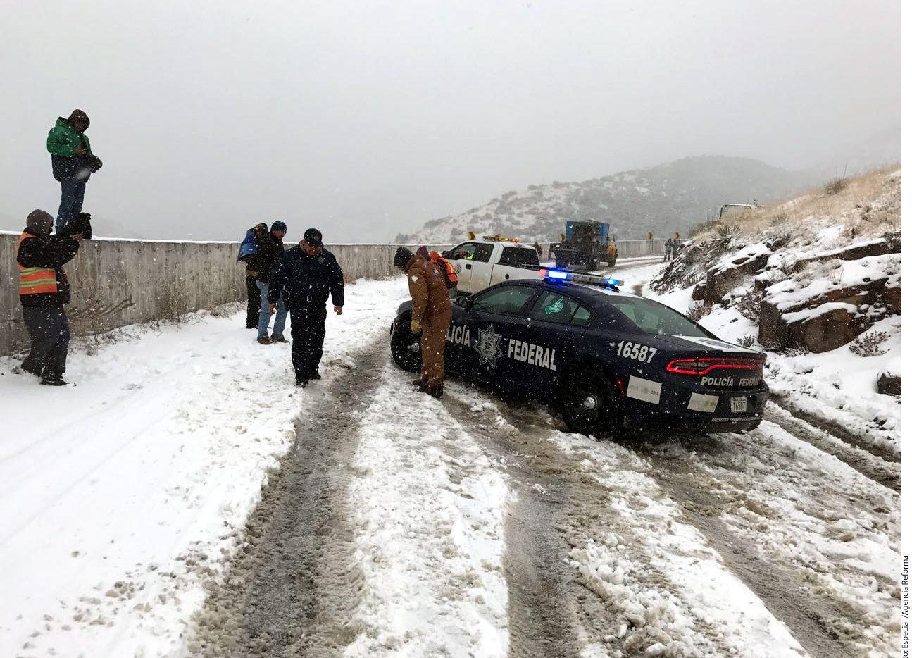 El Gobierno de Chihuahua solicitará a la Federación declaratoria de emergencia tras afectaciones en 44 municipios por tormenta invernal./ AGENCIA REFORMA
