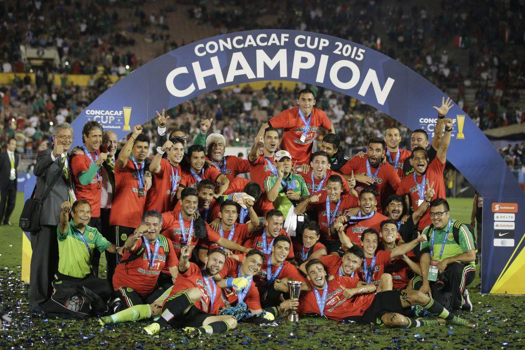 La Concacaf creó la Liga de Naciones este martes, un nuevo formato de competencia que perjudica a México y Estados Unidos. Foto archivo AP