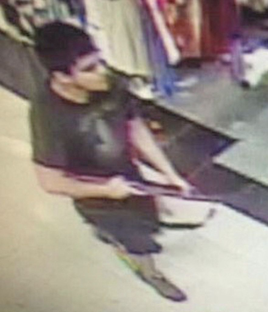 The gunman entered the mall unarmed but later opened fire with a hunting rifle.