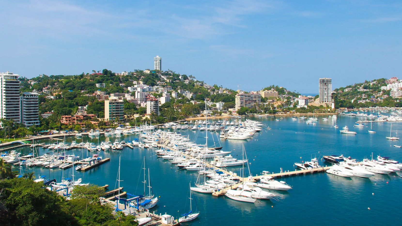 Acapulco is one of the new routes being added by American Airlines.
