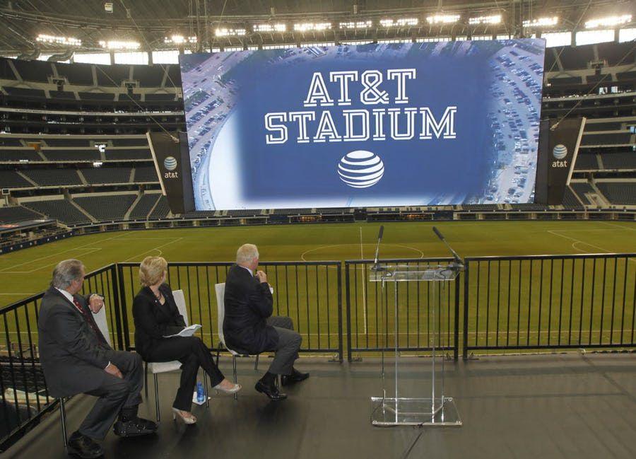 El AT&T Stadium, el estadio de los Dallas Cowboys,  será la sede oficial del Tri. Foto DMN