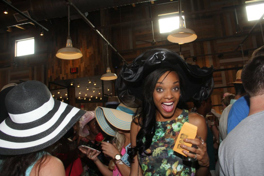 The Rustic in Uptown held a Kentucky Derby watching party on May 7, 2016. Mint Juleps were served up along with live music leading up to the race and judges four best dressed categories and the winners received $200 in free range concept gift cards. Whitney Robertson won the best dressed girl prize.