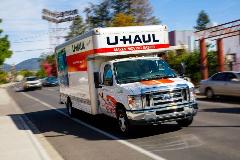 Texas registered as the U-Haul No. 1 Growth State in America for the third consecutive year.