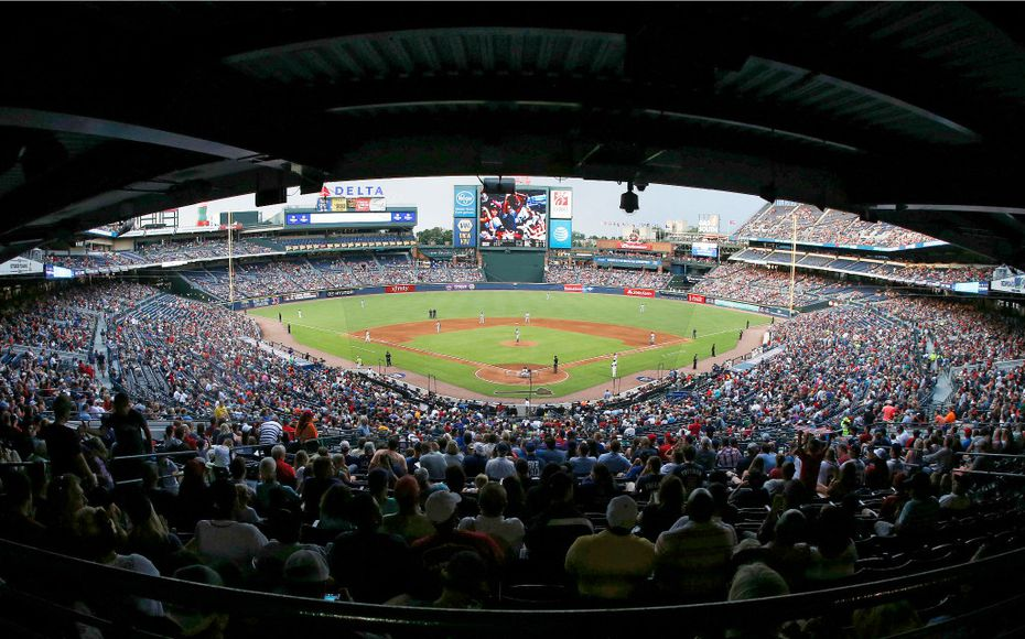 The Atlanta Braves played their final game in Turner Field on Oct. 2, defeating the Detroit Tigers, 1-0. Next season, the Braves will play at SunTrust Park, about 10 miles north of Atlanta in suburban Cobb County, Ga.