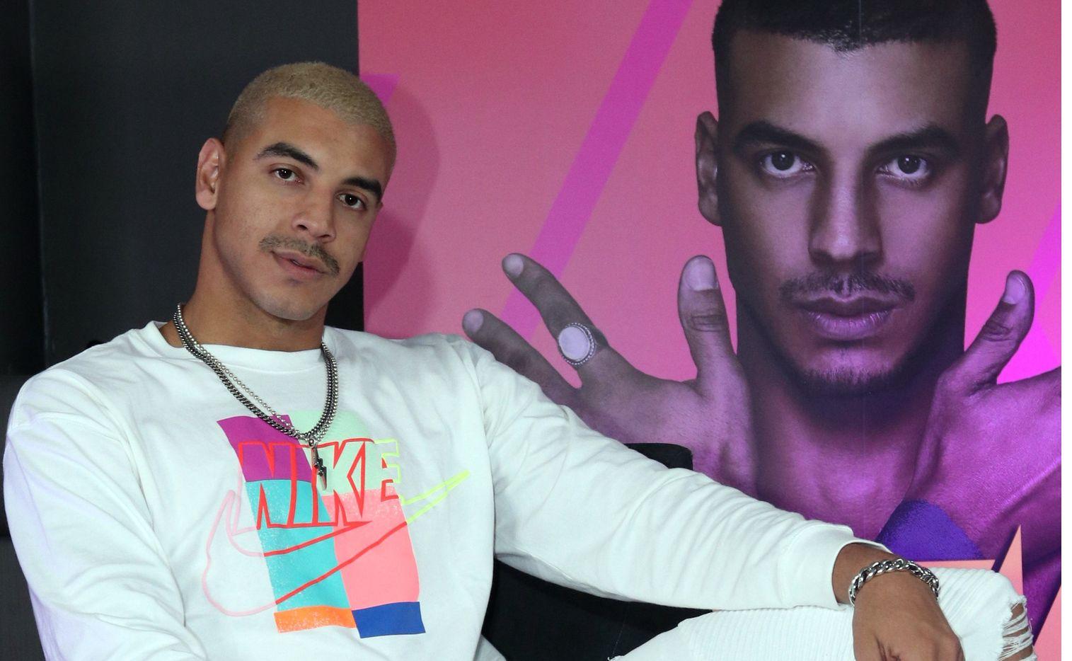 """El colombiano Manuel Medrano promueve el tema """"Buena"""", que se incluirá en su segundo disco."""