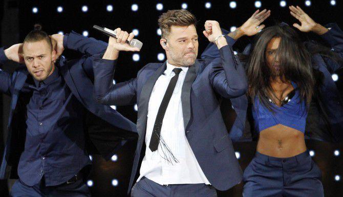 Ve las mejores fotos del concierto de Ricky Martin en Dallas
