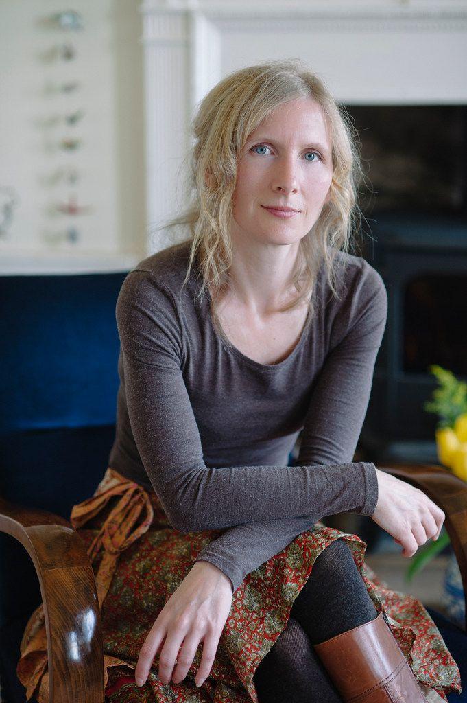 Samantha Harvey, author of The Western Wind.