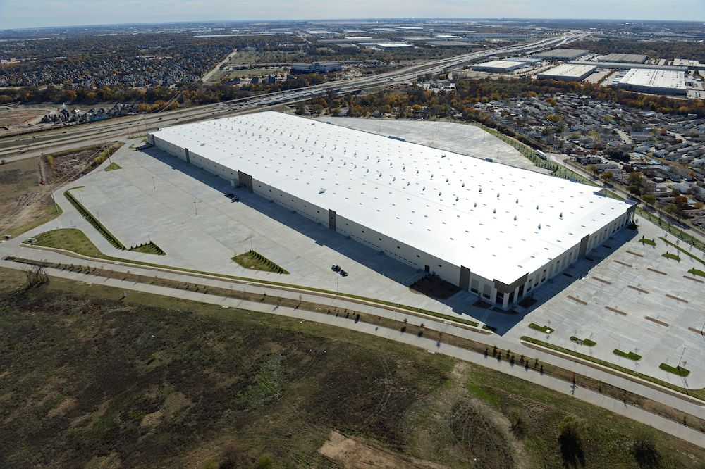Bed Bath & Beyond has rented almost 800,000 square feet of warehouse space on S.H. 121 in Lewisville. (Majestic Realty)