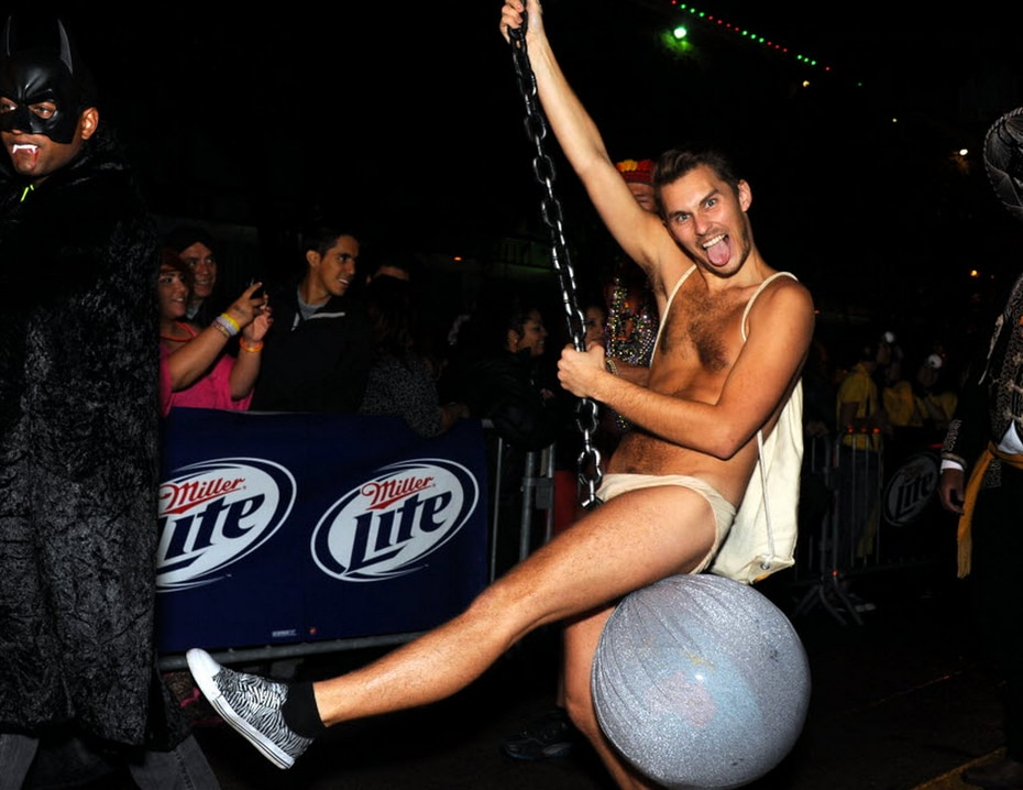 Ty Larson came in like a wrecking ball.