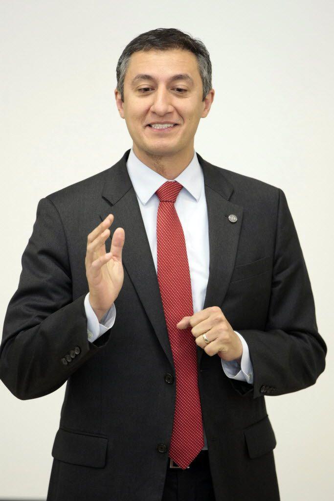 State Rep. Giovanni Capriglione