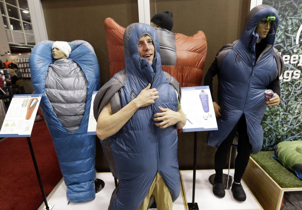 In February, retailers look to unload inventories of cold-weather gear.