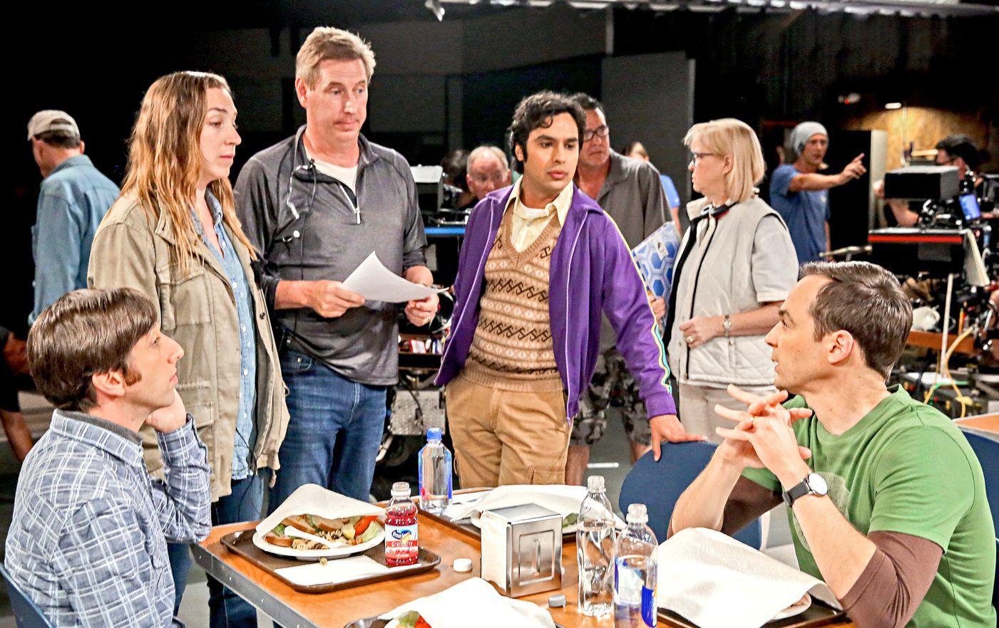 La producción de cada capítulo de 'The Big Bang Theory' abarca cinco días. (AGENCIA REFORMA)