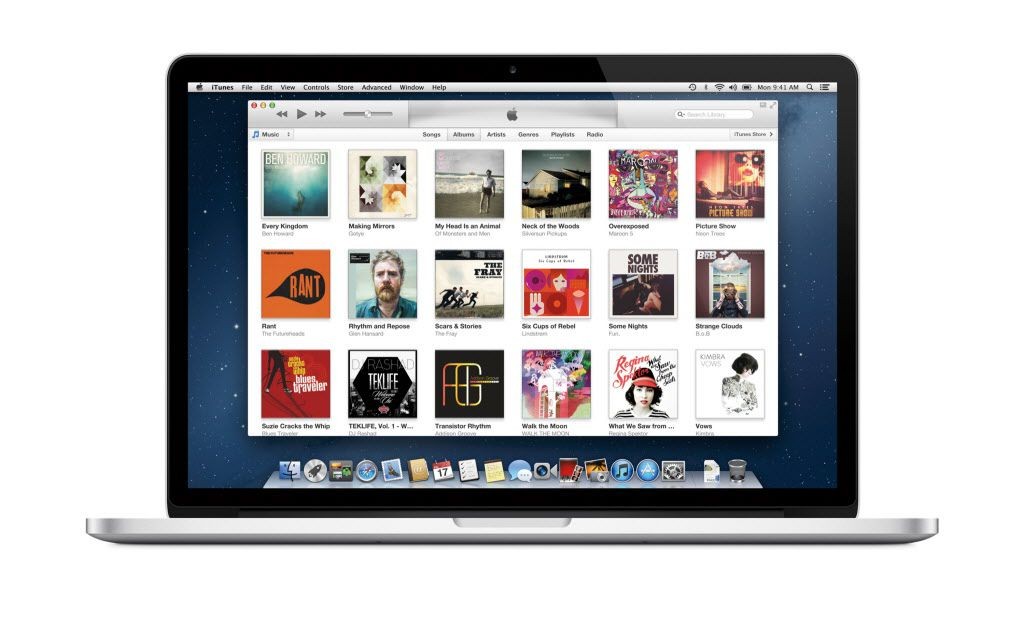 Is Apple breaking up iTunes? Yes and no
