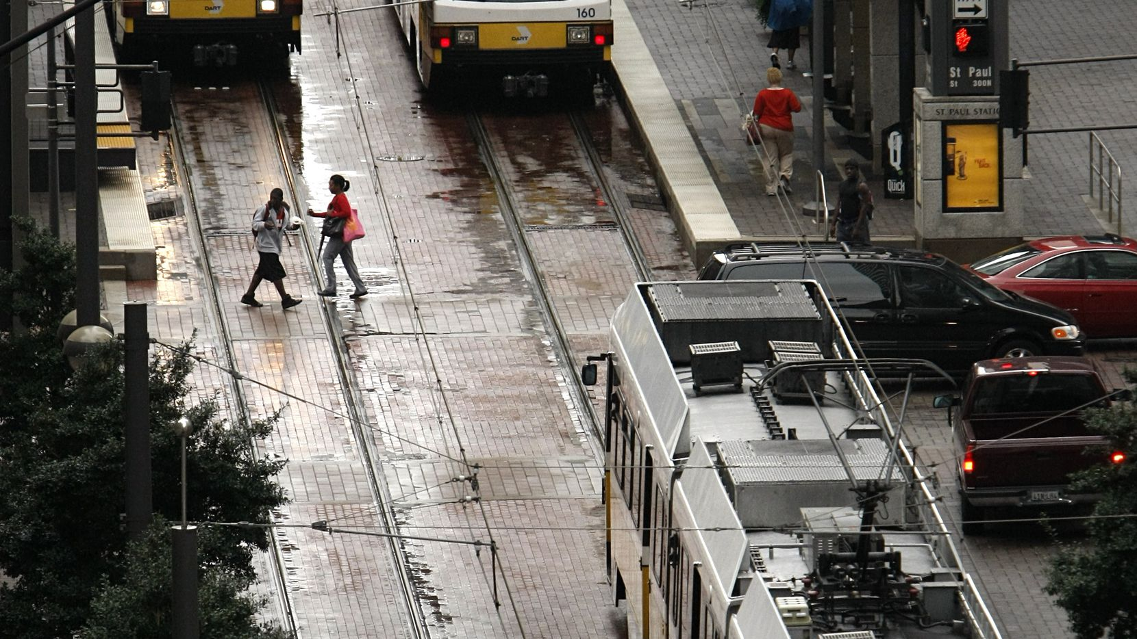Construction of a new commuter rail line downtown could spur new real estate and economic growth. Or it could burden Dallas with a botched transit plan for generations to come.