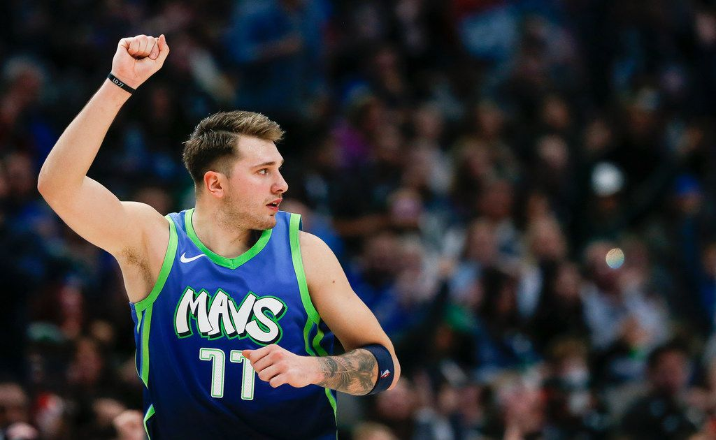Mavs' Luka Doncic wins Sports Illustrated's 'Breakout of the Year' award