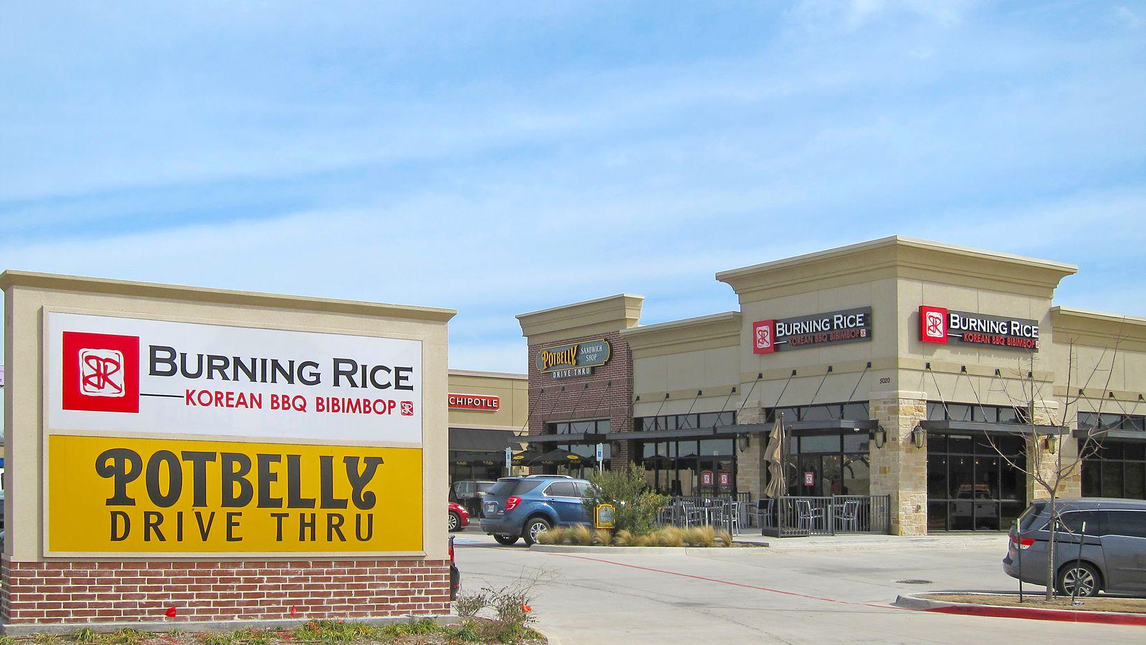 Mutyala Properties LLC purchased a strip shopping center in Lewisville.